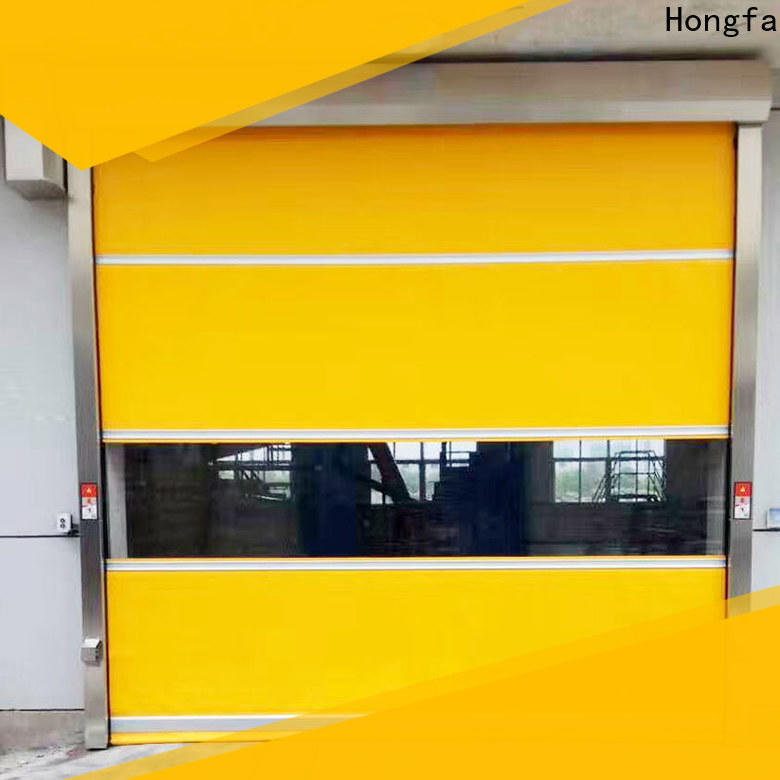 Hongfa efficient albany door systems factory for storage