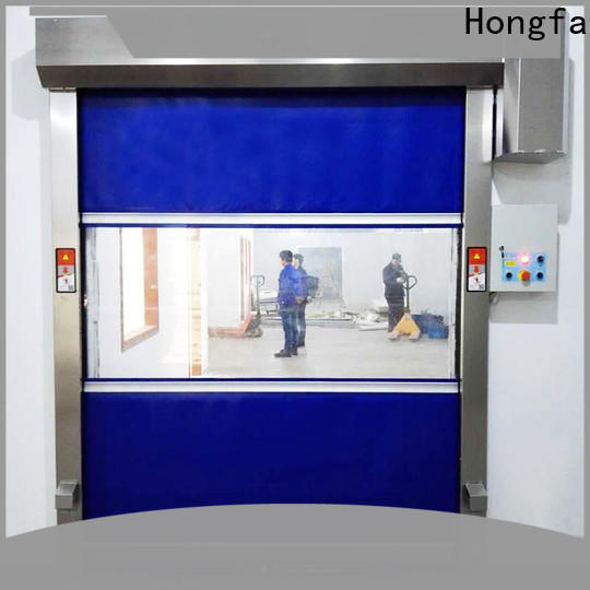 Hongfa action open door industries widely-use for food chemistry textile electronics supemarket refrigeration logistics