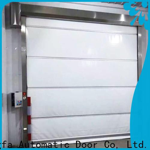 Hongfa door pharmaceutical door widely-use for warehousing