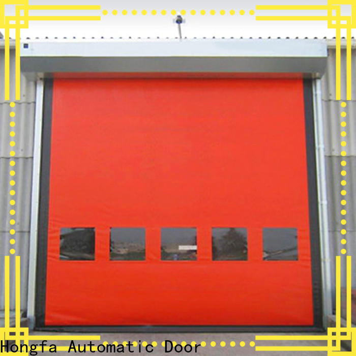 perfect 8 foot roll up door speed experts for supermarket