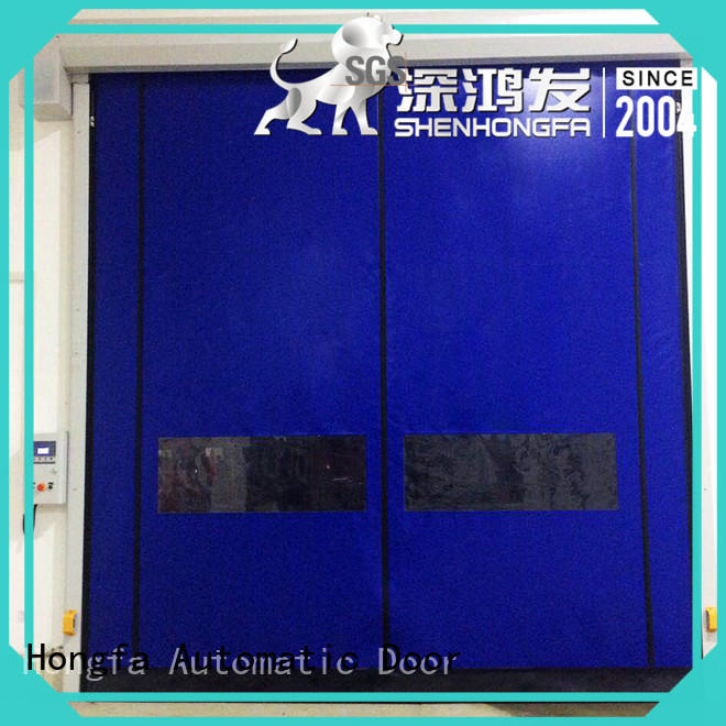 high performance doors speed for food chemistry Hongfa