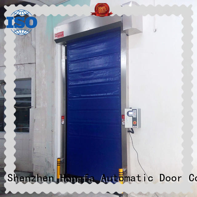 high-quality cold storage door shutter marketing for supermarket