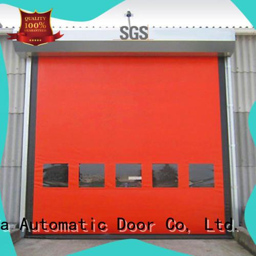 Hongfa speed Self-repairing Door supplier for warehousing