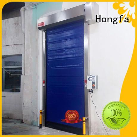 Hongfa storage fast door popular for food chemistry