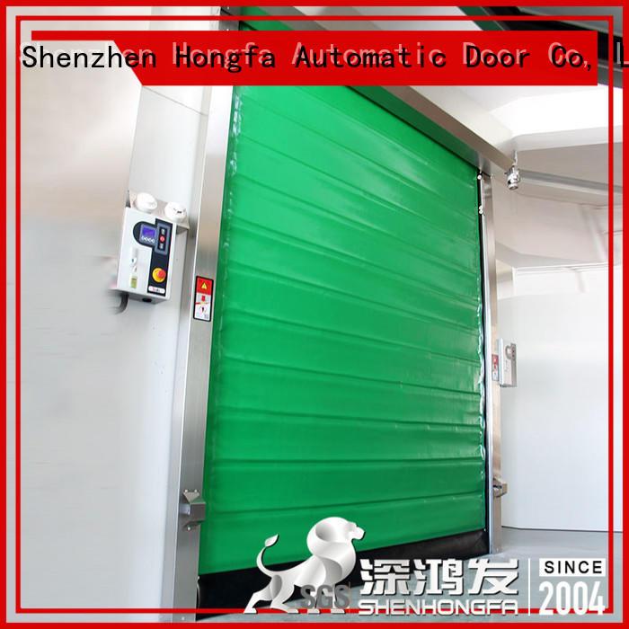 Hongfa rapid cold storage door for cold storage room
