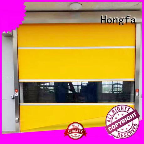 Hongfa rolling metal door newly for warehousing