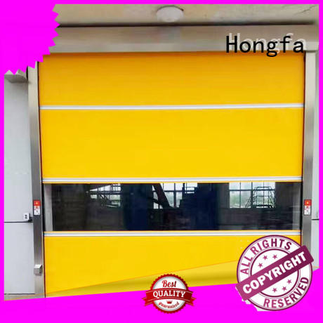 high-quality high speed doors china industrial in different color for food chemistry textile electronics supemarket refrigeration logistics