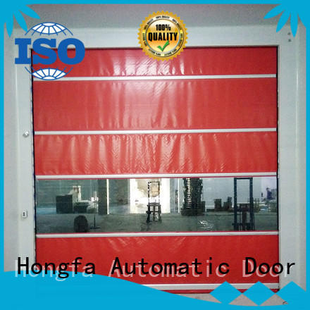 Hongfa high-speed high speed shutter door widely-use for supermarket