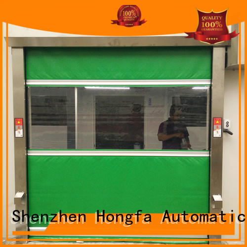 roll up doors interior control supplier for food chemistry textile electronics supemarket refrigeration logistics