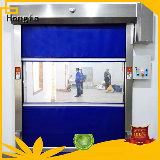 high-quality automatic roll up door control overseas market for supermarket