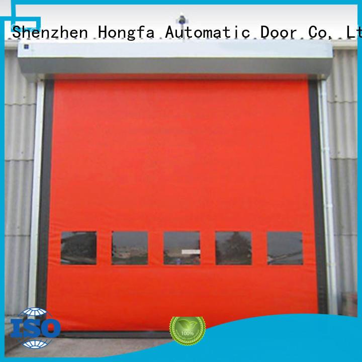 Hongfa door Self-repairing Door type for cold storage room
