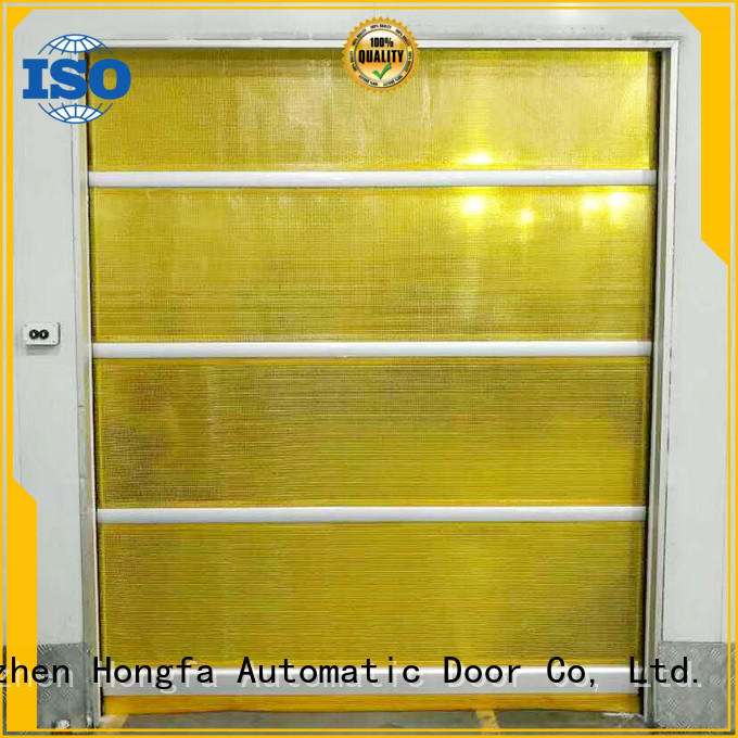 professional high speed shutter door fast in china for storage
