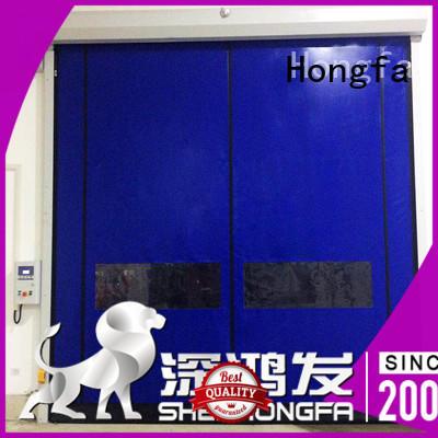 Hongfa high-tech 48 inch roll up door company for warehousing