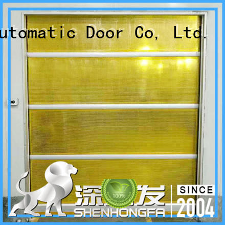 pvc high speed door remote supplier for factory
