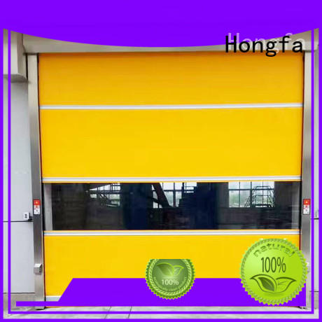 roll up doors interior shutter factory price for storage