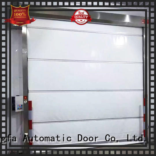Hongfa high-quality industrial doors for sale in china for supermarket