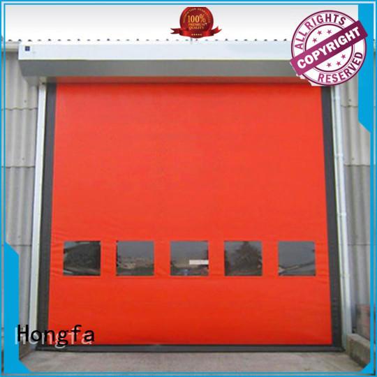 competetive price high performance doors zipper popular for warehousing