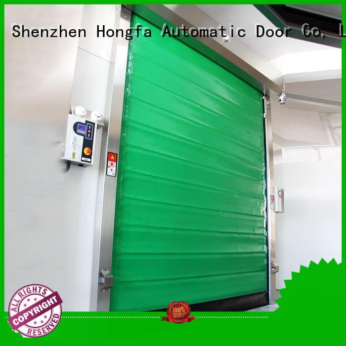 Hongfa safe freezer room door manufacturers for cold storage room