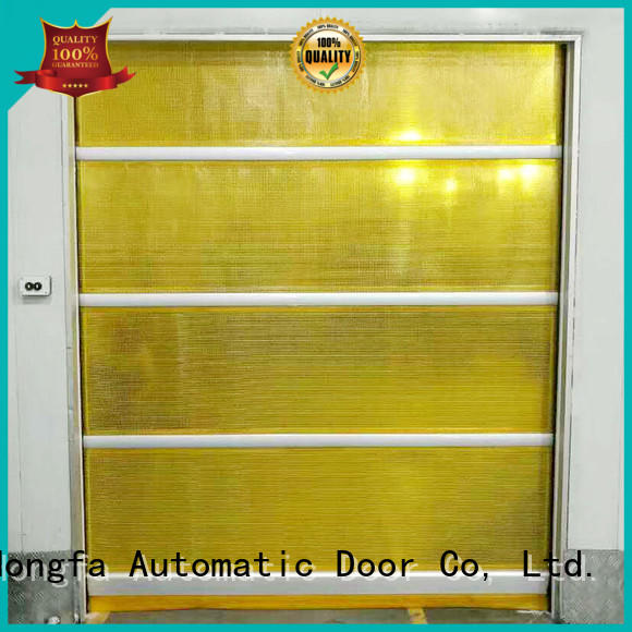 professional high speed roller shutter doors newly for storage