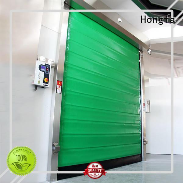 safe cold storage doors fast popular for supermarket