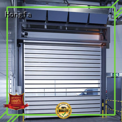 best spiral fast door door supply for cold room