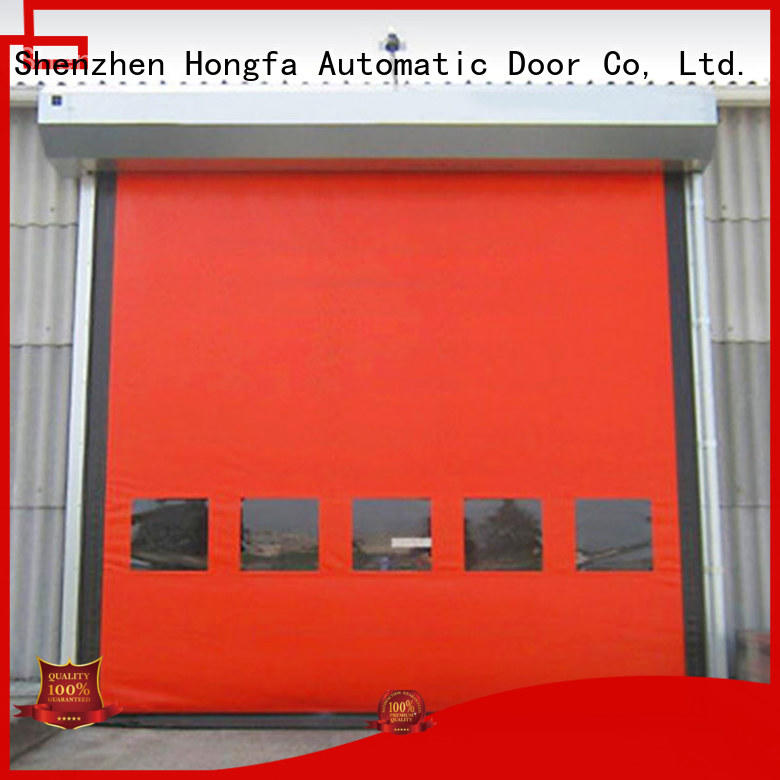 new arrival high performance doors speed type for cold storage room