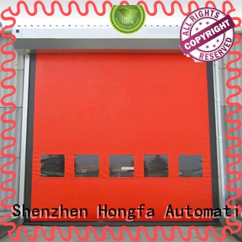 high performance doors door for warehousing Hongfa