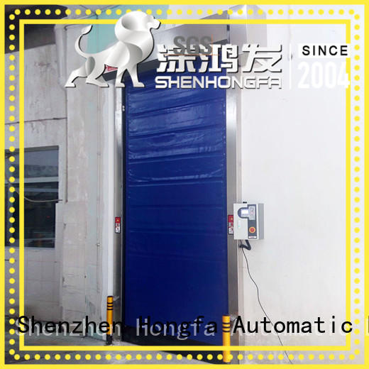Hongfa high-quality cold storage door effectively for warehousing