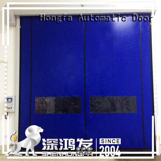 Hongfa speed high performance doors type for food chemistry