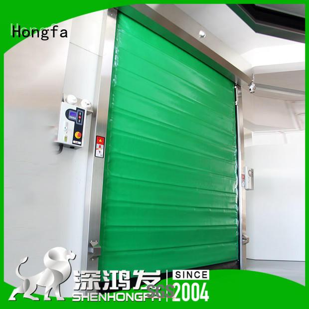 fast door shutter supplier for food chemistry