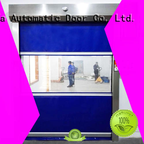 Hongfa roller PVC fast door marketing for storage