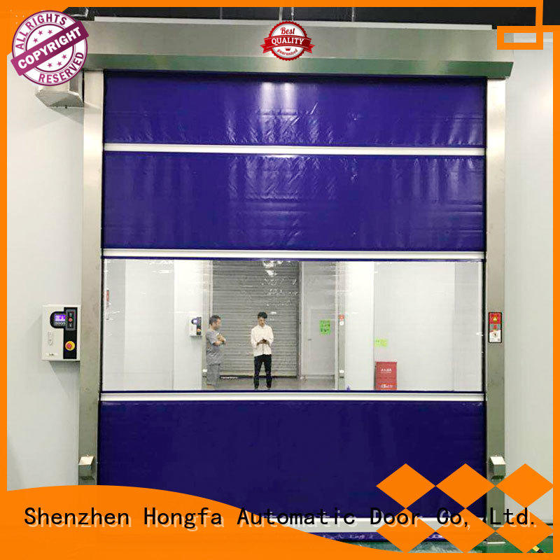 high-tech roll up door remote supply for factory
