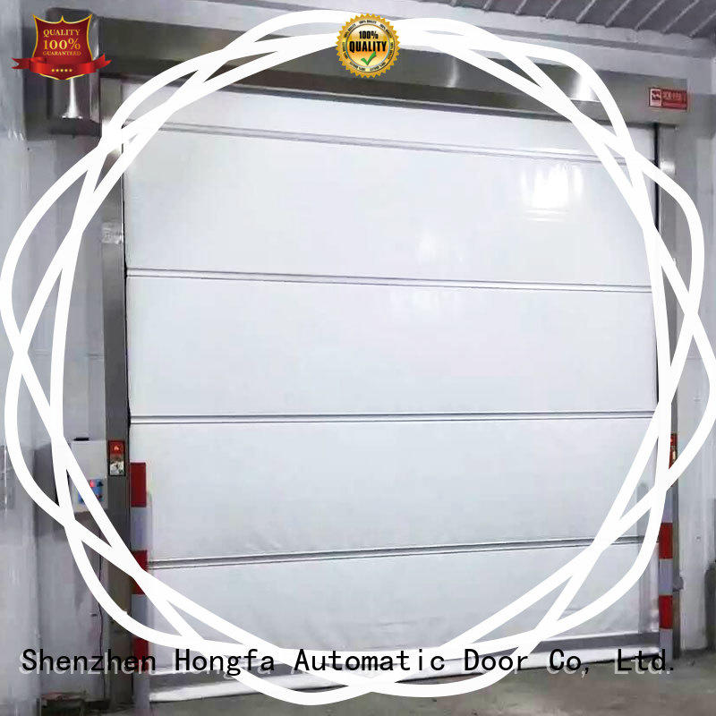 Hongfa high-quality industrial roller doors oem for warehousing