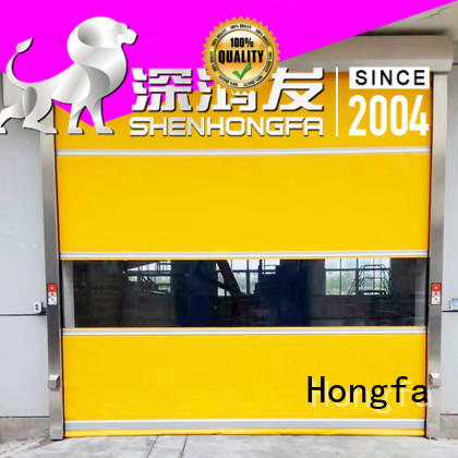 high-tech automatic roll up door interior supplier for supermarket