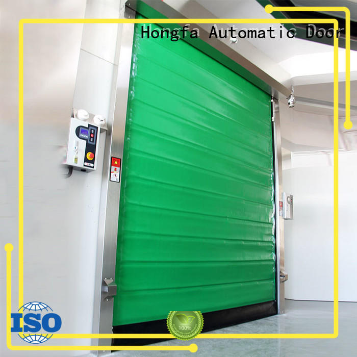 automatic fast door shutter marketing for cold storage room