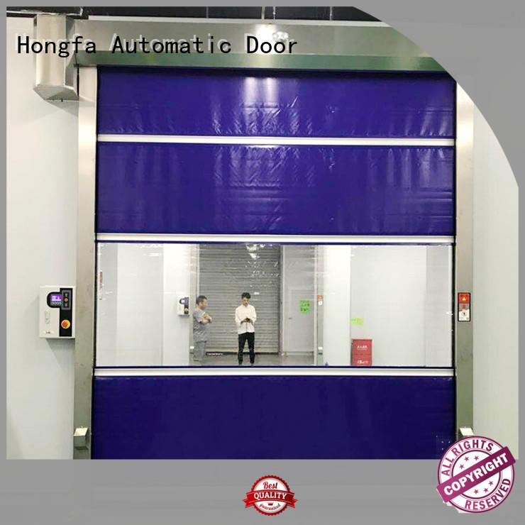 high-tech roll up doors canada performance overseas market for supermarket