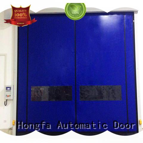 door custom roll up doors supplier for supermarket