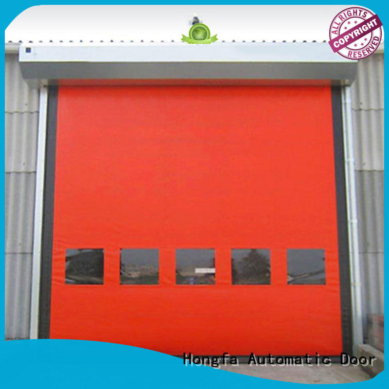 good-looking custom roll up doors owner for cold storage room