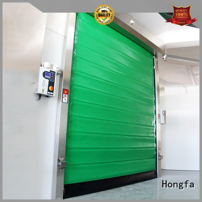 safe fast door pu popular for warehousing