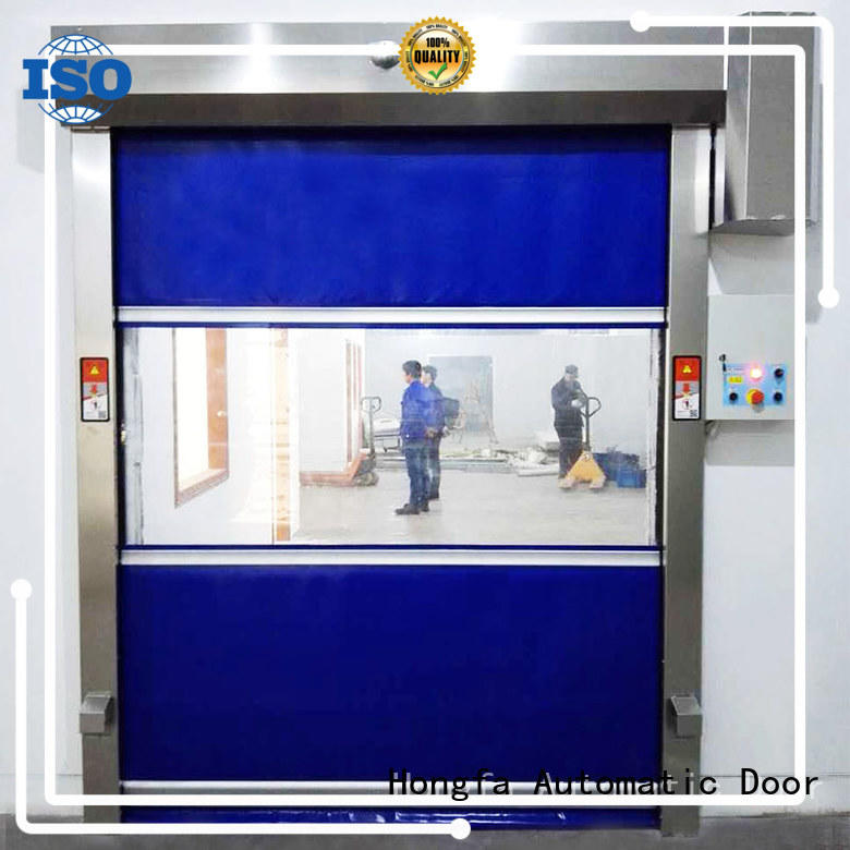safe high speed door rapid newly for factory