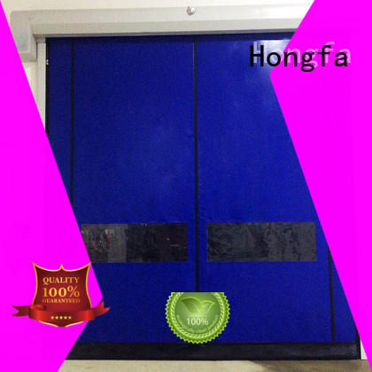 automatic Self-repairing Door zipper for warehousing