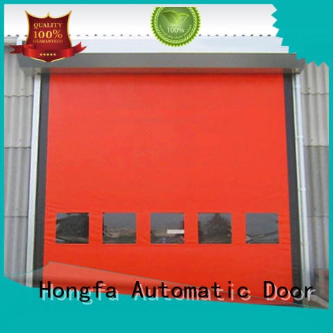 high-tech roller shutter doors experts for cold storage room Hongfa