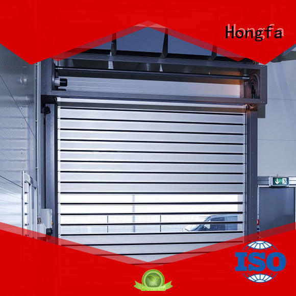 Hongfa professional security door spiral for cold room