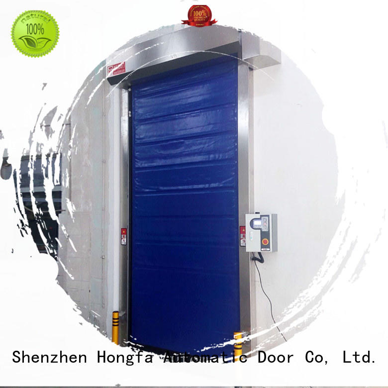 Quality Hongfa Brand cold application cold storage doors