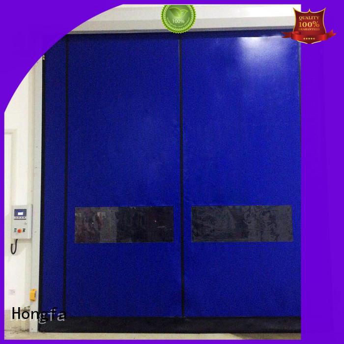 speed high performance doors China for warehousing