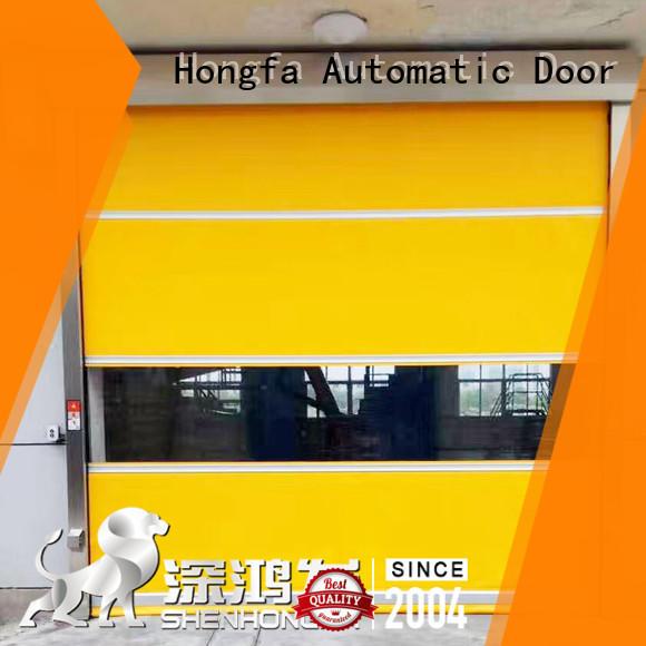 high-speed high speed shutter door shutter widely-use for supermarket