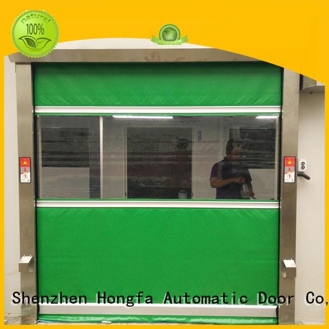 high-tech PVC fast door flexible marketing for warehousing