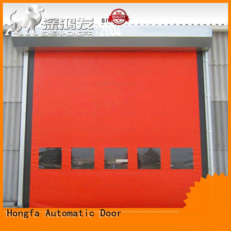 Self-repairing Door door for cold storage room Hongfa