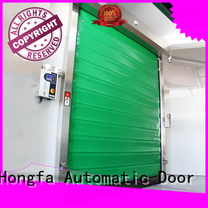 perfect rapid door supplier for supermarket
