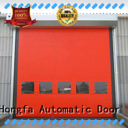 Hongfa perfect custom roll up doors China for cold storage room